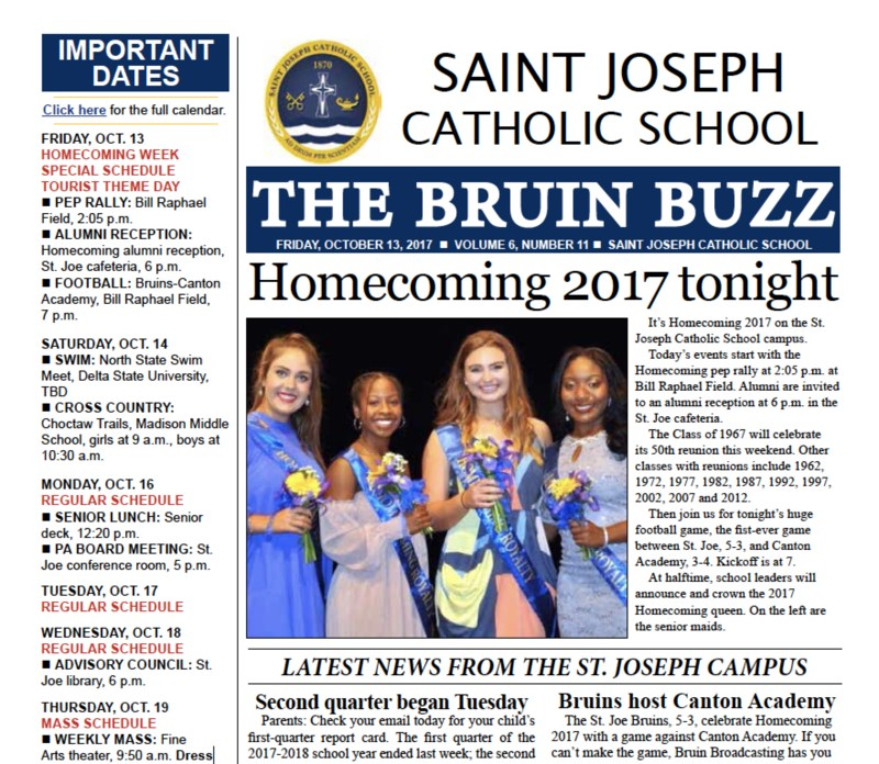 The Bruin Buzz: Friday, Oct. 13 Thumbnail Image