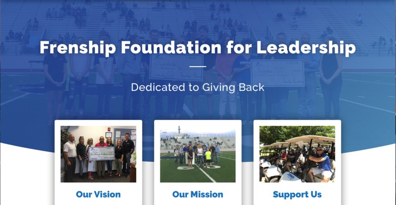 Frenship Foundation Page