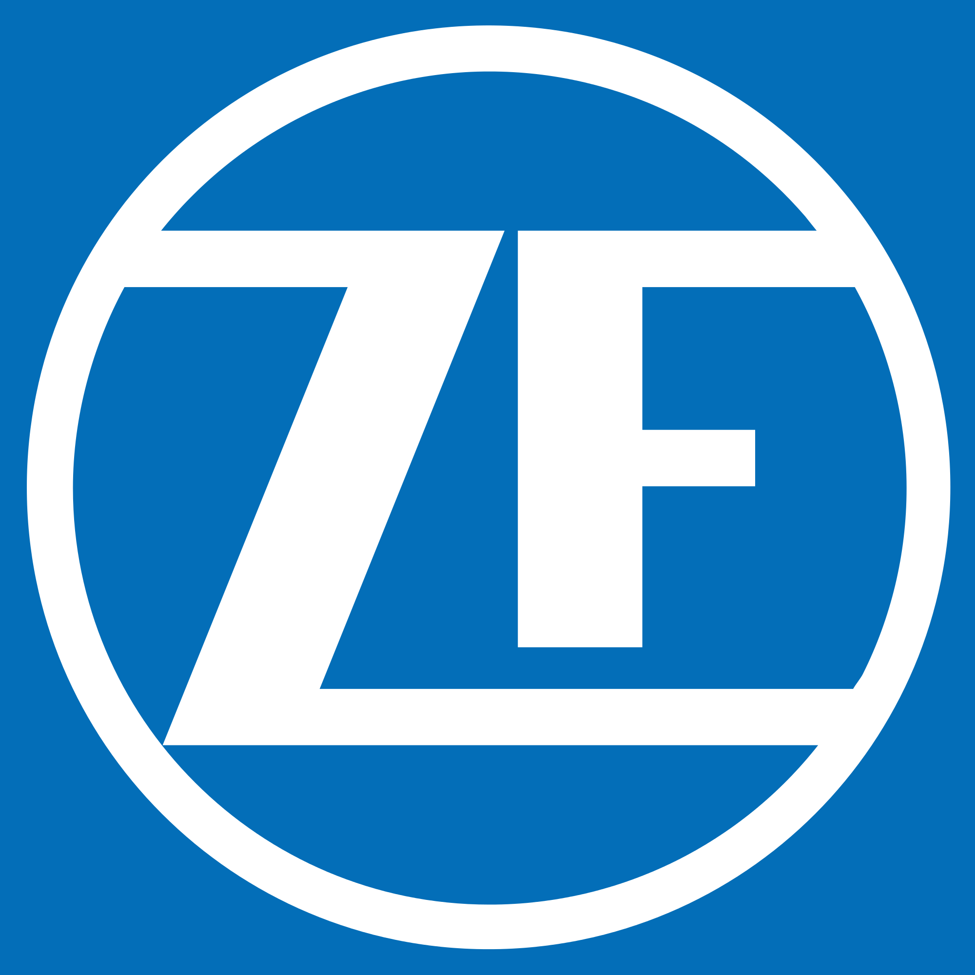 ZF Corporation Logo