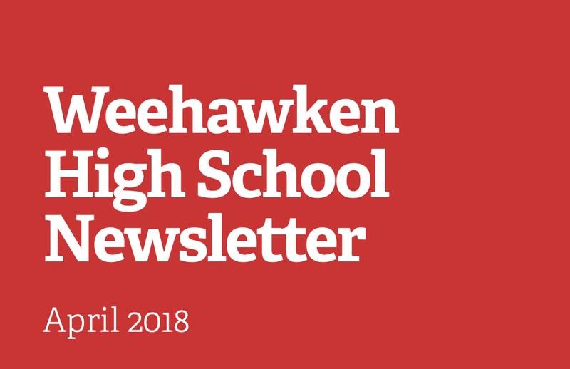 WHS Newsletter April 2018