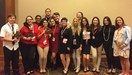 Brewer FCCLA Students Win Awards at State Competition
