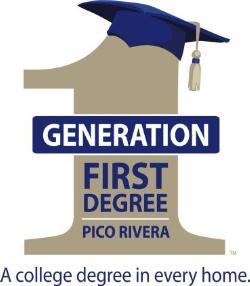 Generation First Degree Pico Rivera logo.jpg