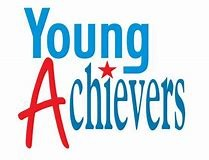 text that says Young Achievers