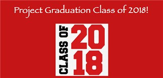 Project Grad 2018:  Registration and online Fundraiser Thumbnail Image