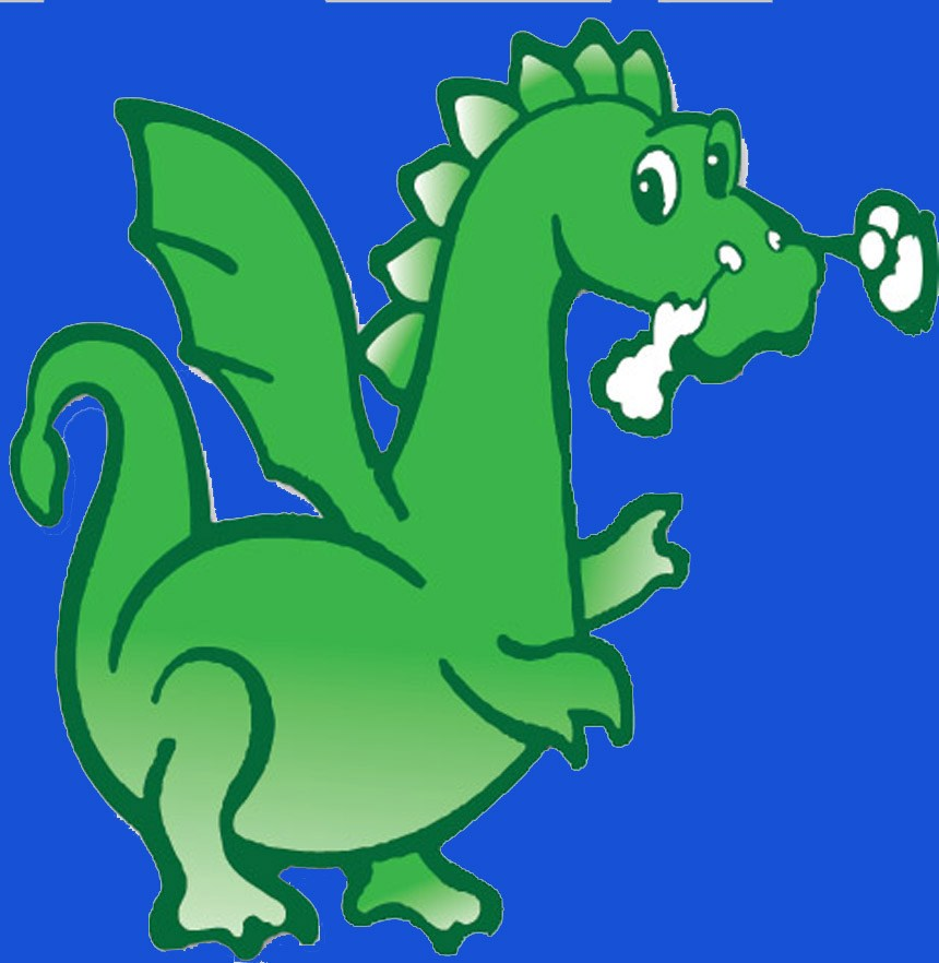 Sugar Hill Dragon Logo