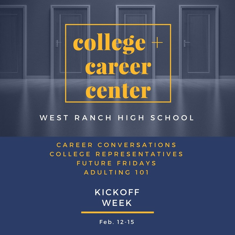 West Ranch High School College + Career Center
