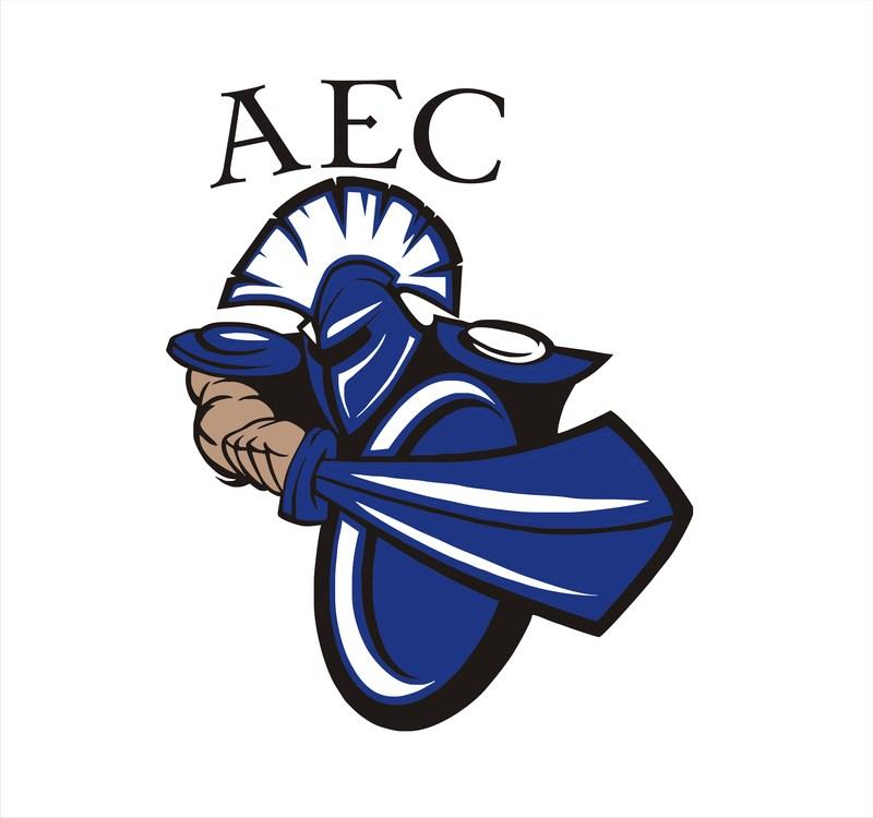 AEC Mascot Logo