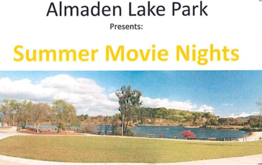 movie @ the lake