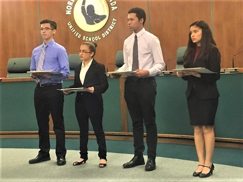 Norwalk High Junior Triumphs at Lions Club Student Speaker Contest Featured Photo