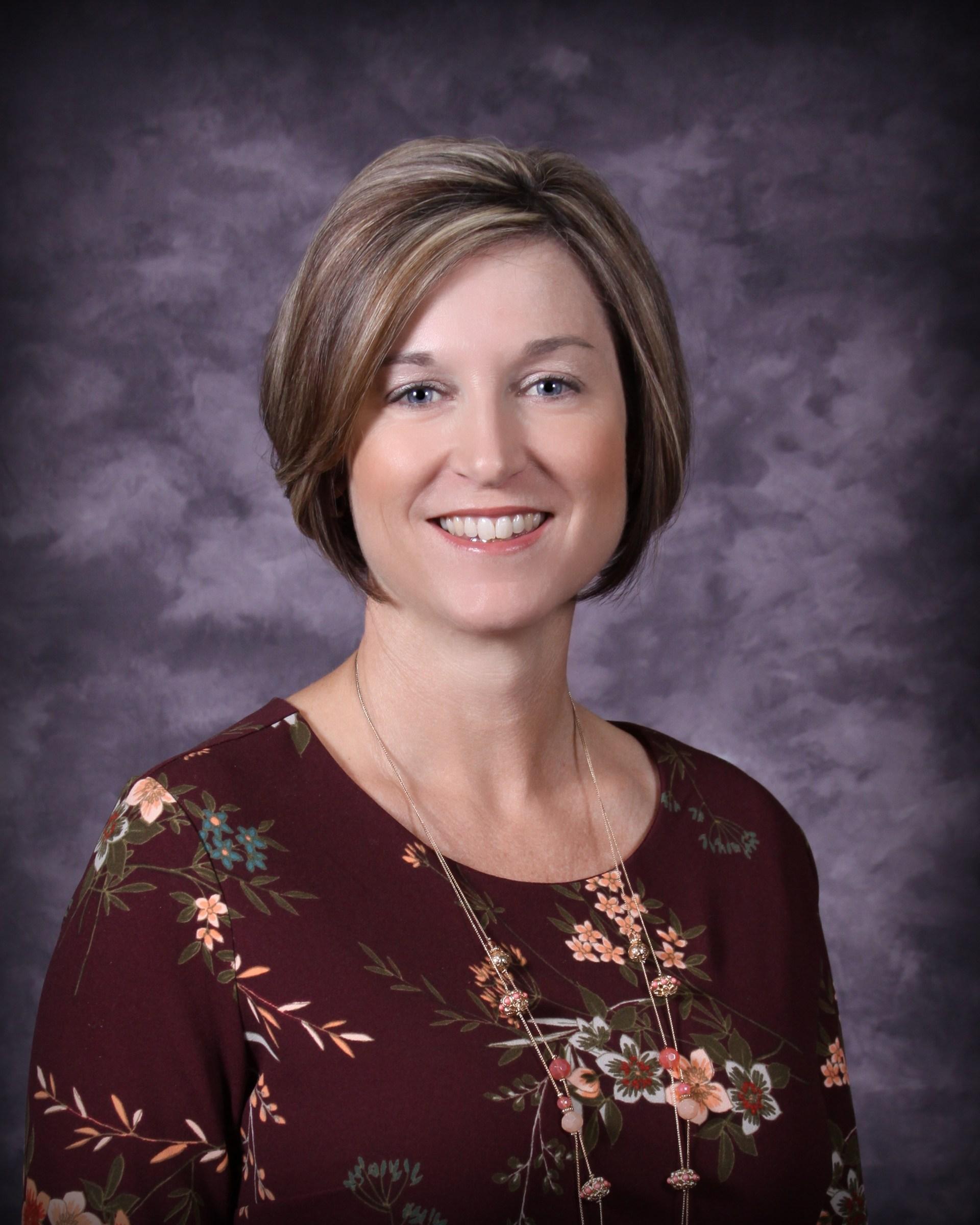 Superintendent Christi Barrett
