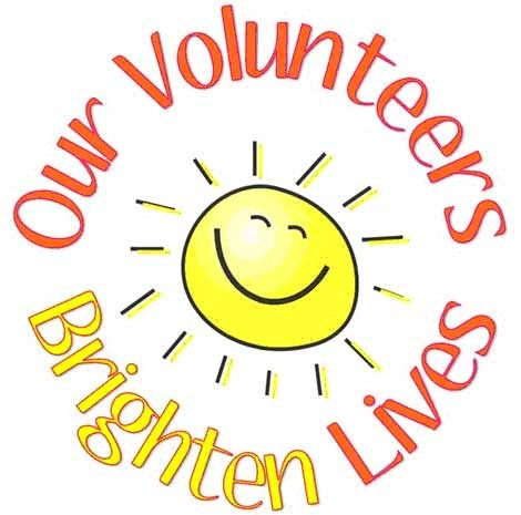 Volunteers Are Amazing!