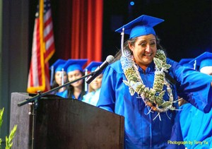 Campbell Adult & Community Education Graduation