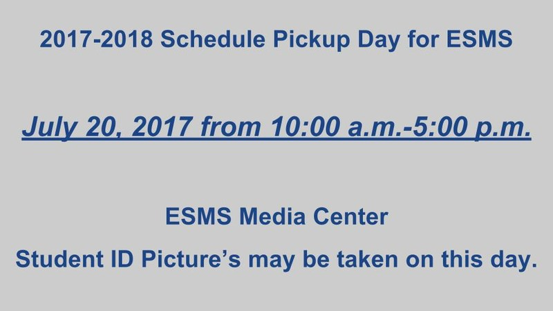 2017-2018 Schedule Pickup Featured Photo