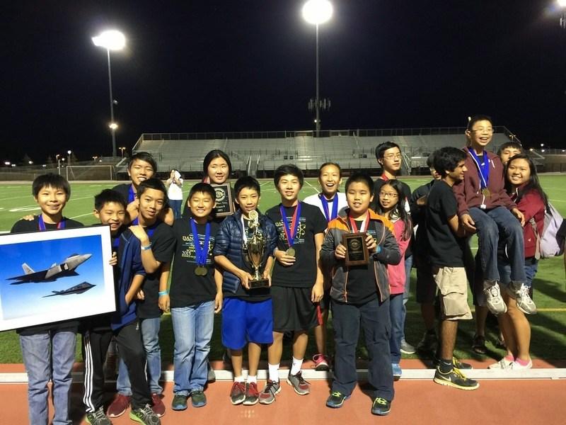 Dana Science Olympiad Team