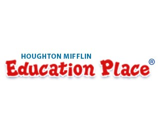 Educational Place in Blue Letters