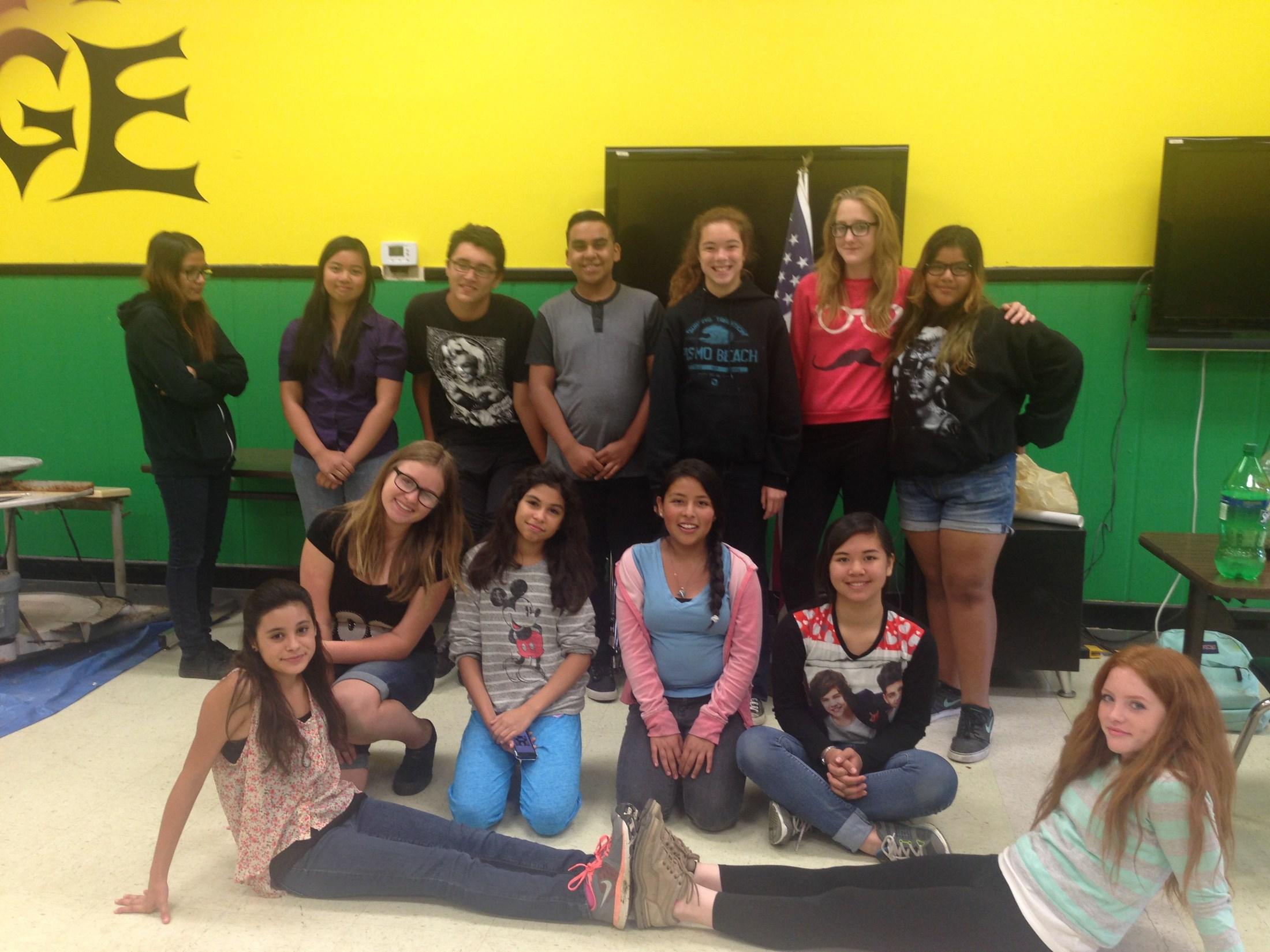 Anti-bullying Club 3