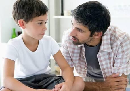 Niveles de comunicación con nuestros hijos Thumbnail Image