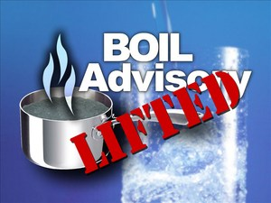 Boil Advisory lifted image