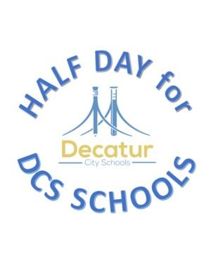 DCS Half Day announcement