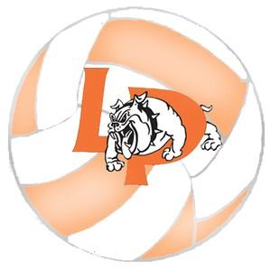 LP volleyball logo