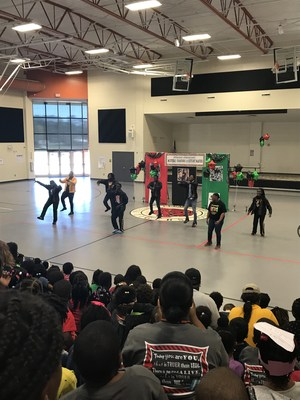 Black History Month Program performers