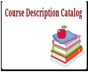 Course Description Catalog