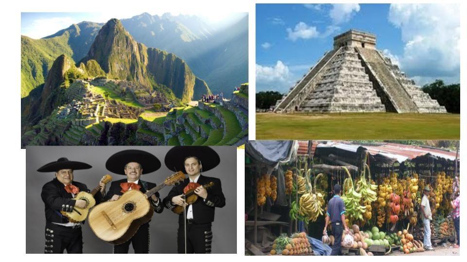 El mariachi y Machu Pichu