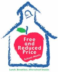 free and reduced lunch logo