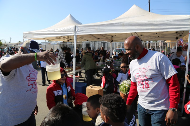 Our 6th Annual Mosquito Awareness Day was a HUGE success!!! Featured Photo