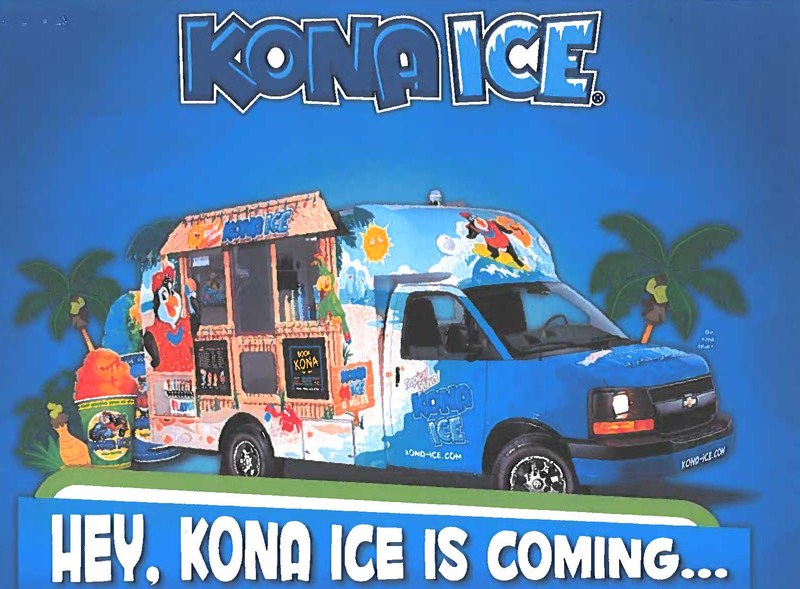 Special Treat Wednesday ~ With Kona Ice! Thumbnail Image