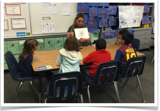 Dual Immersion Teacher and Students