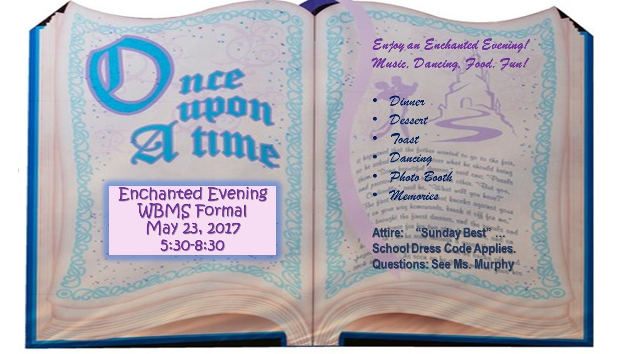 Join us for an Enchanted Evening!