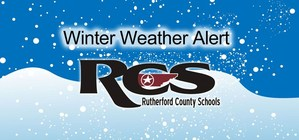Winter Weather Alert RCS Rutherford County Schools