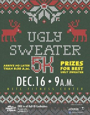 ugly sweater 5k