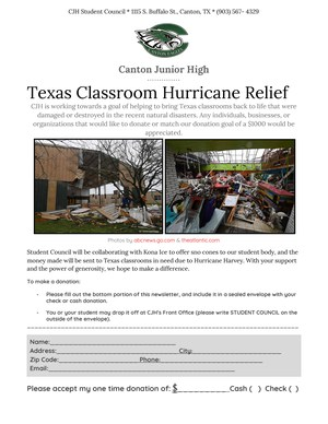 CJH Hurricane Relief newsletter.jpg