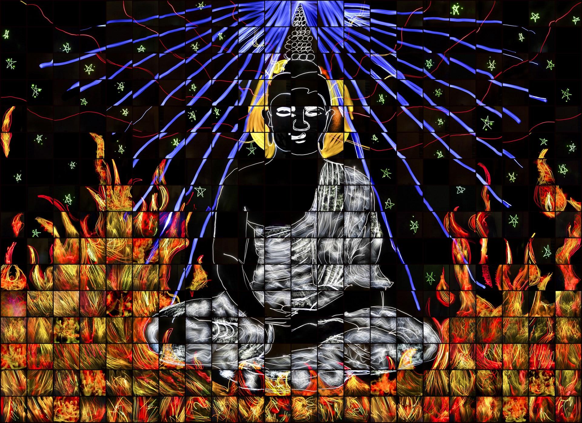 Image of Artwork called prayer