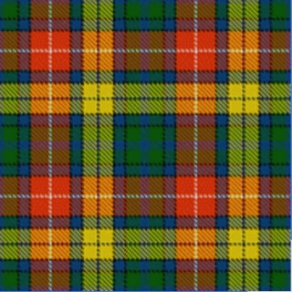 House of Buchanan tartan