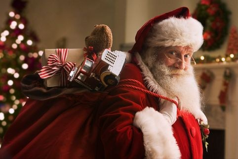 Santa Pictures Rescheduled Thumbnail Image