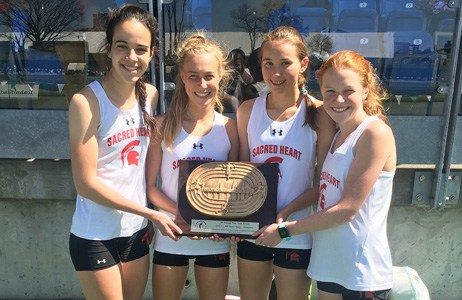 4x800 Relay Team Qualifies for Nationals Featured Photo