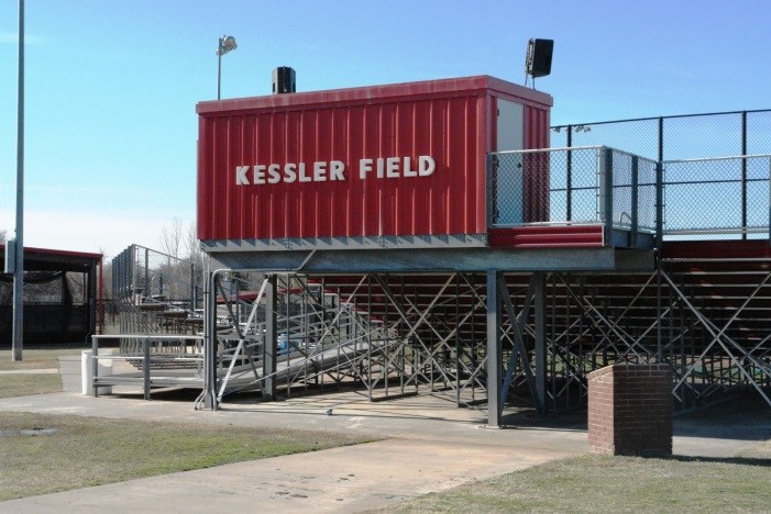 Kessler Field Seating
