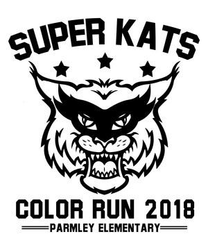 Parmley Super Color Run Fundraiser