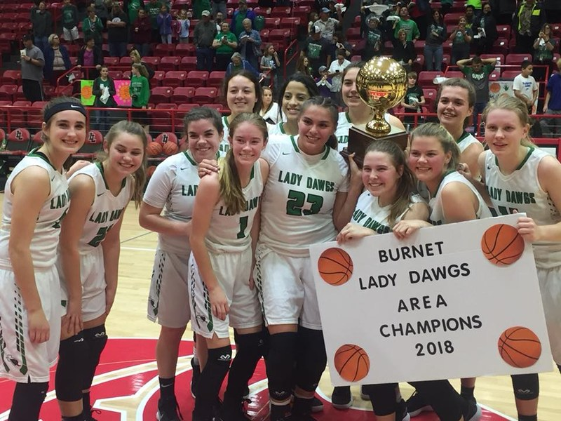 Lady Dawgs Are Area Champs! Thumbnail Image