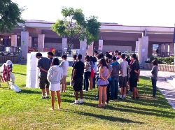 DBHS 911 students.JPG