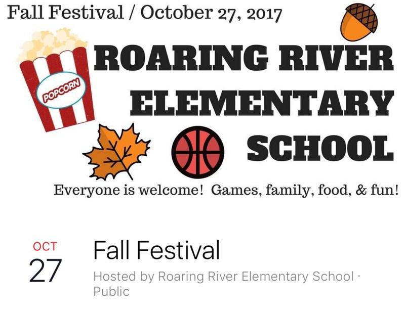 Fall Festival on Oct. 27, 2017 @5:00pm Thumbnail Image