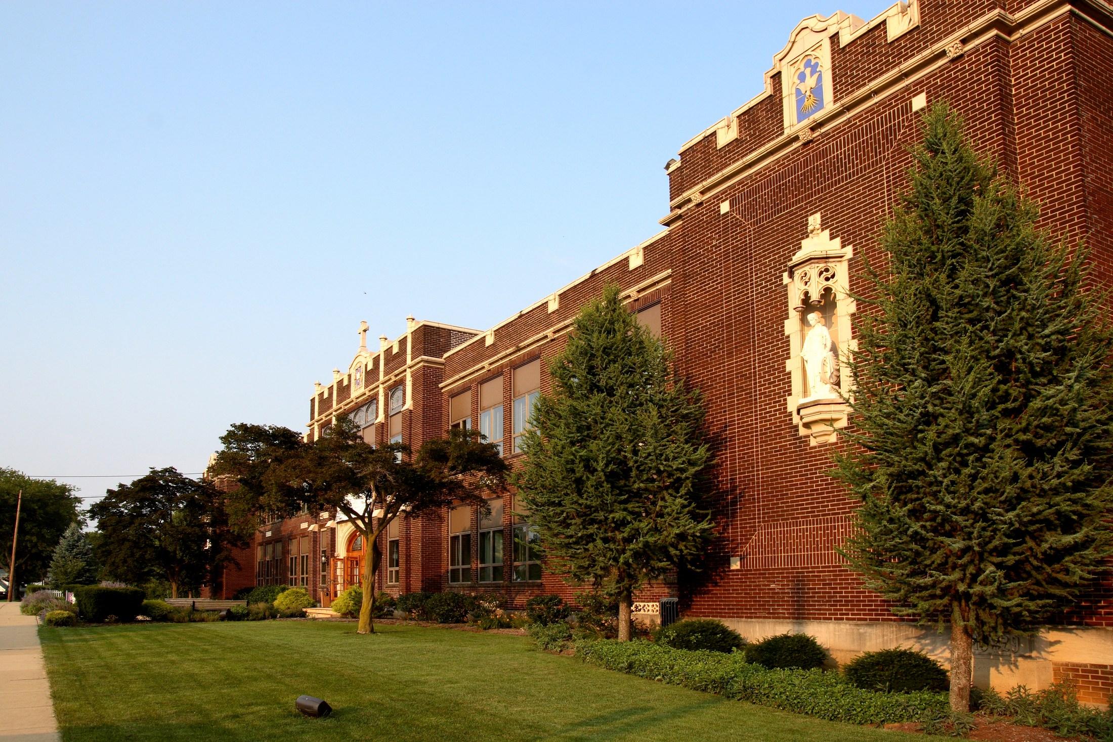 LCHS Building
