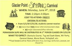 GP Spring Carnival