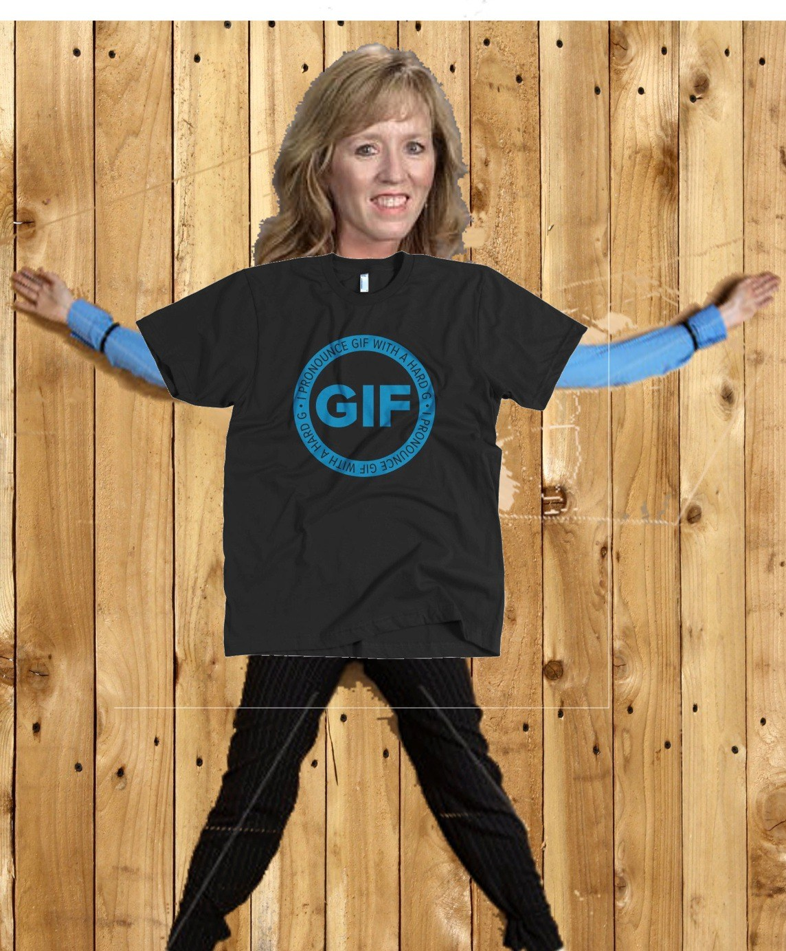 Gif as in GIF...T