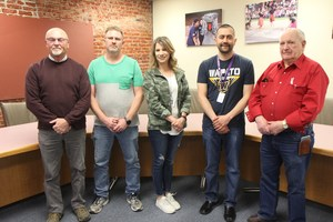 2018 Golden Apple Award Recipients