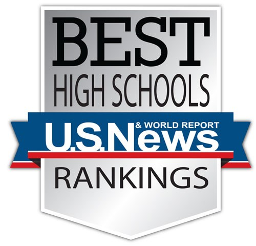 Alexander High School ranked within the top 5% of the nation's high schools! Featured Photo