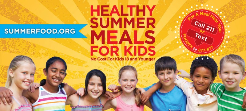 summer feeding banner